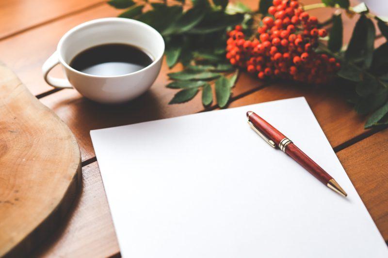 Writing and creating